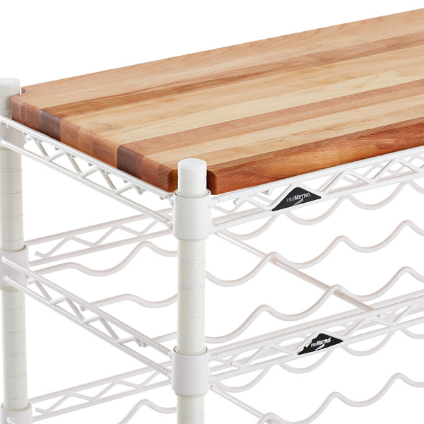 InterMetro® Butcher Block Top