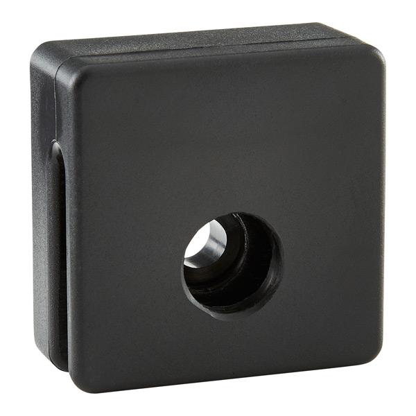 InterMetro Anti-Tip Wall Bracket Black