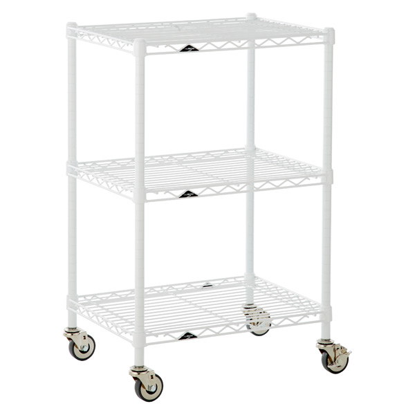 Serving Cart White