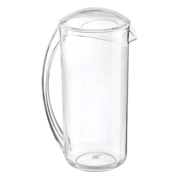 64 oz. Acrylic Pitcher Clear