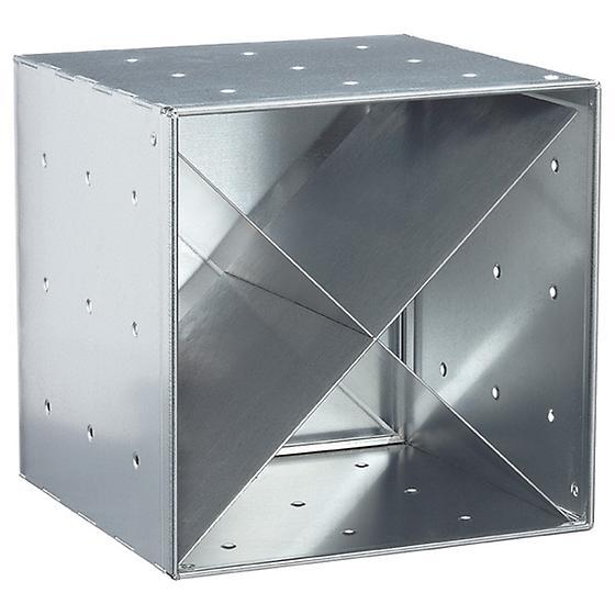 Galvanized QBO Steel Cube X-Divider