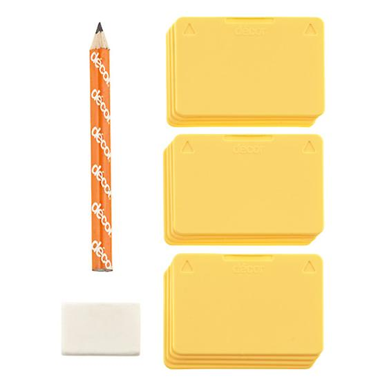 Tellfresh Tags with Pencil & Eraser