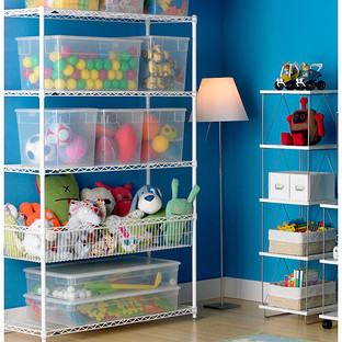 Kids' Shelving