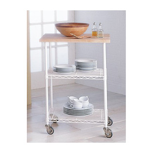 InterMetro Chef's Cart