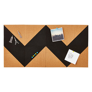 Graph Cork Boards by Umbra