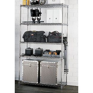 Metro Commercial Studio Shelves