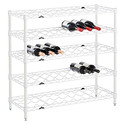 InterMetro® 5-Shelf Wine Rack
