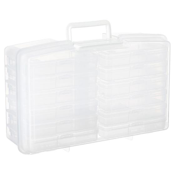"12-Case 4"" x 6"" Photo Storage Carrier"