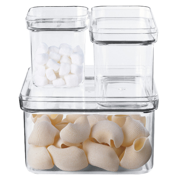 Modular Canisters