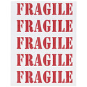 Fragile Labels