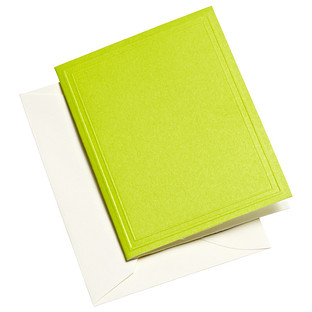 Lime Gift Enclosures
