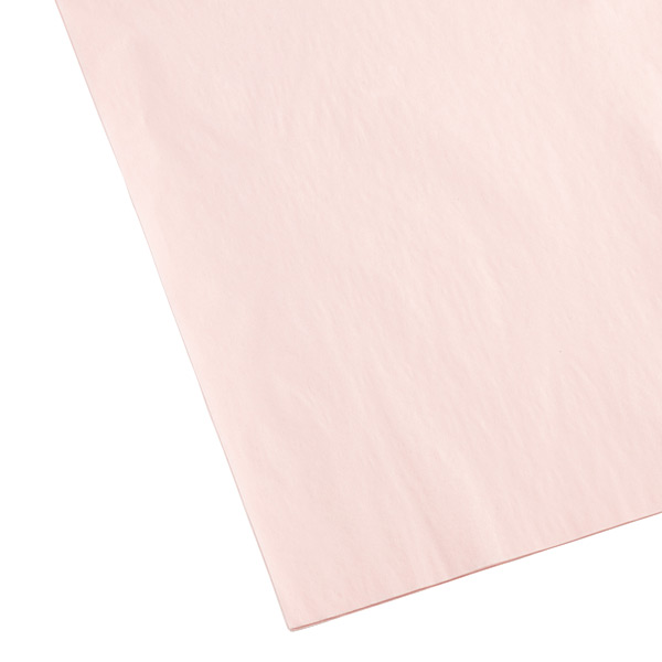 Solid Light Pink Tissue