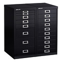 Black Bisley Collection Cabinets