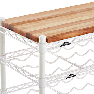 InterMetro Butcher Block Top
