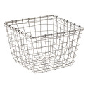 Zinc X-Small Marché Basket