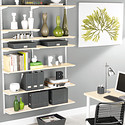 Sand & White Office Furniture