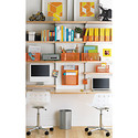 Birch & Platinum Kids Desk
