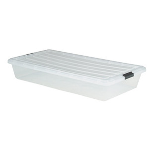 Underbed Box with Locking Lid