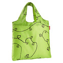 Green Hearts Smart Shopper by reisenthel