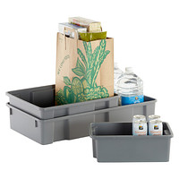 Grey Trunk Trays