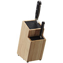 Kapoosh® Hardwood Knife Block