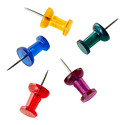 Jewel-Tone Pushpins