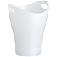 White Garbino® Can by Karim Rashid for Umbra®