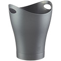 Silver Garbino® Can by Karim Rashid for Umbra®