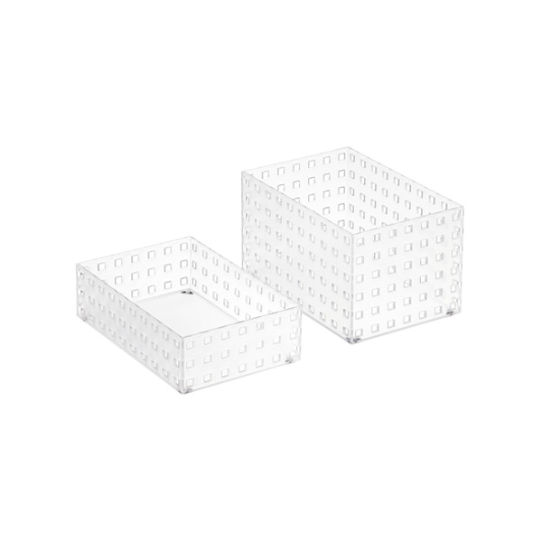 "Like-it® Bricks 8-1/4"" Medium Bins"