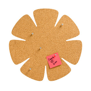 Poppy Cork Board