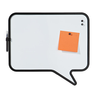 Talk Bubble Magnetic Board by Umbra