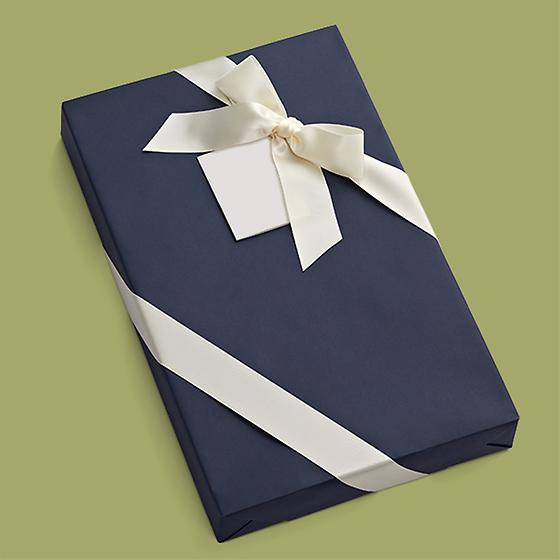 Night Blue Gift Wrap