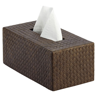 Java Rectangular Tissue Box Cover
