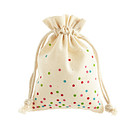 Dots Muslin Treat Sacks