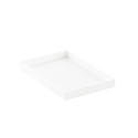 "White Like-it Bricks 8-1/4"" Medium Tray"