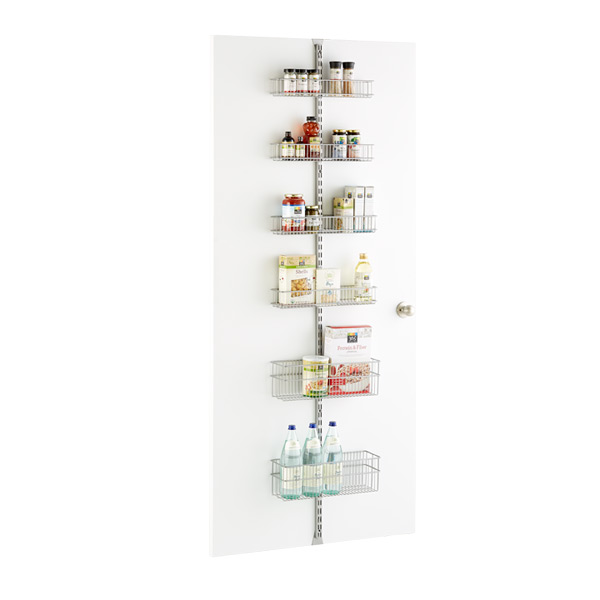 Platinum elfa utility Door & Wall Rack System Components