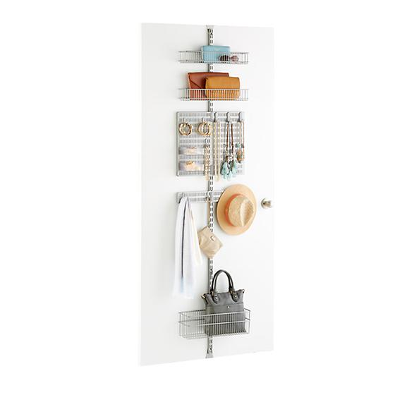 Platinum elfa utility Door & Wall Rack System Components