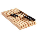 14-Slot In-Drawer Knife Tray by Wusthof