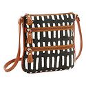 Park Day Crossbody Saddle Bag