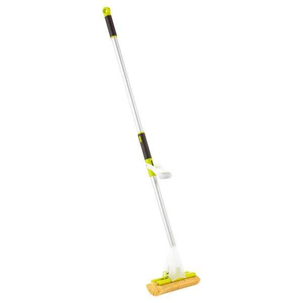 Lime Aluminum Roller Mop by Casabella
