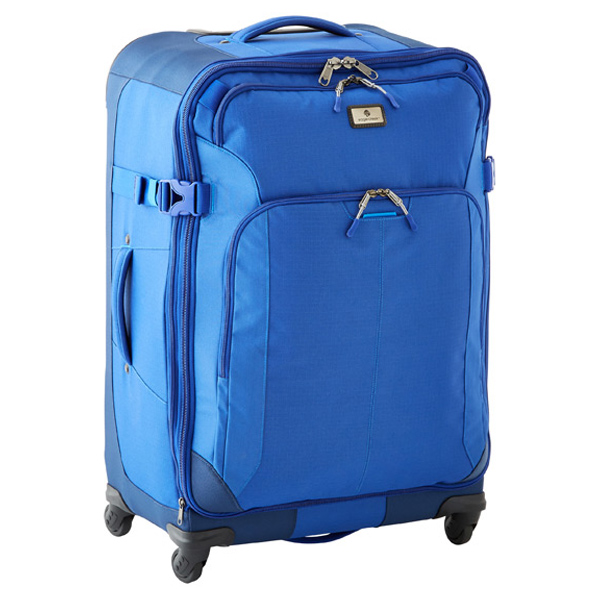 "Eagle Creek Blue 28"" Adventure 4-Wheeled Luggage"