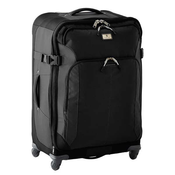 "Eagle Creek™ Black 28"" Adventure 4-Wheeled Luggage"