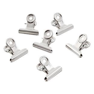 Mini Bulldog Clip Magnets