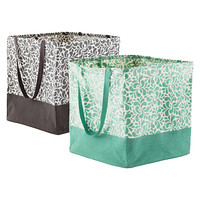 Square Paisley Crunch Can by Umbra®