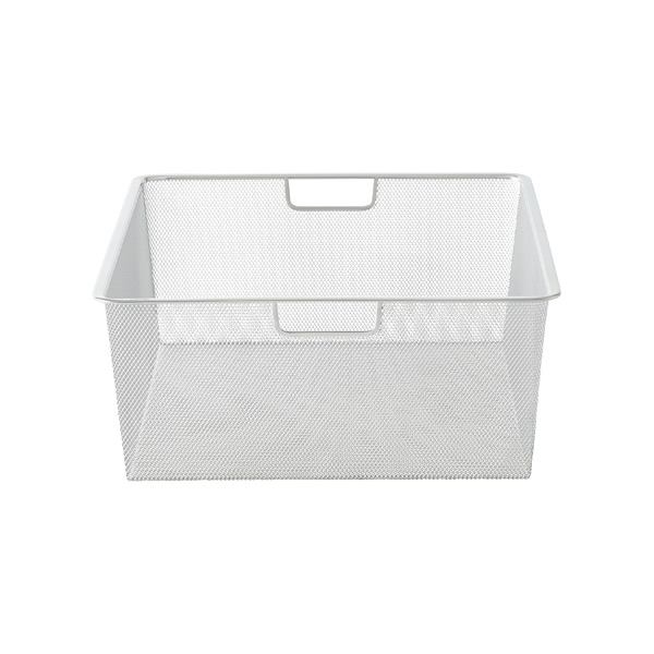 Platinum Mesh Drawers