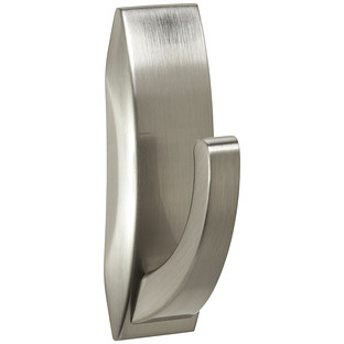 Command Adhesive Nickel Modern Hooks