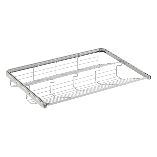 Platinum elfa Gliding Shoe Shelf