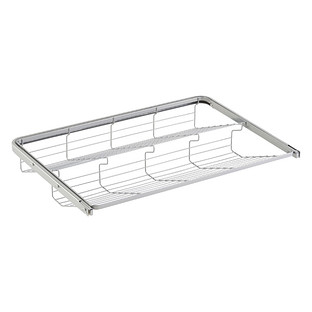Platinum elfa Gliding Shoe Shelves