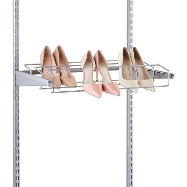 Platinum elfa Gliding Shoe Rack