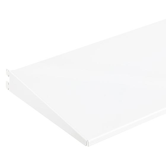 "White 10"" elfa utility Shelf/Trays"